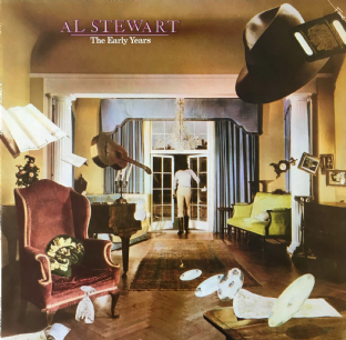 Al Stewart ‎- The Early Years (LP) (EX-/VG+)